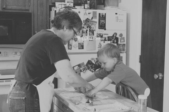 143 baking with grandma